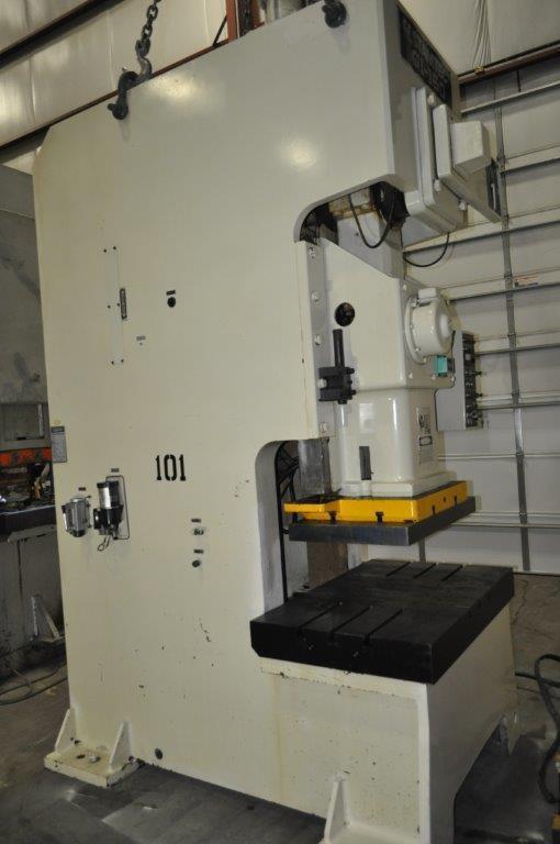 160 Ton Stamtec GapFrame Press
