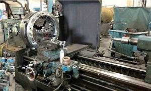 HERCULES - AJAX HEAVY DUTY #34 ENGINE LATHE   Our stock number: 115092