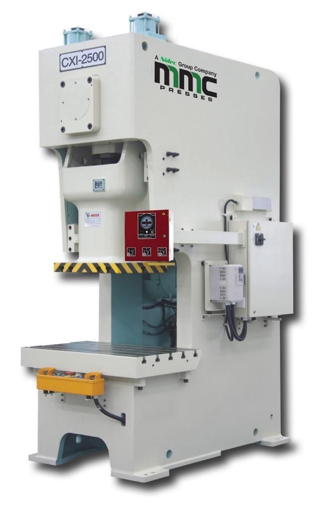 Minster MMC CX1-2500-L Single Point Gap Frame