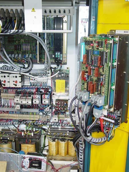 "Clausing Colchester 15"" X 50"" Universal CNC Lathe"