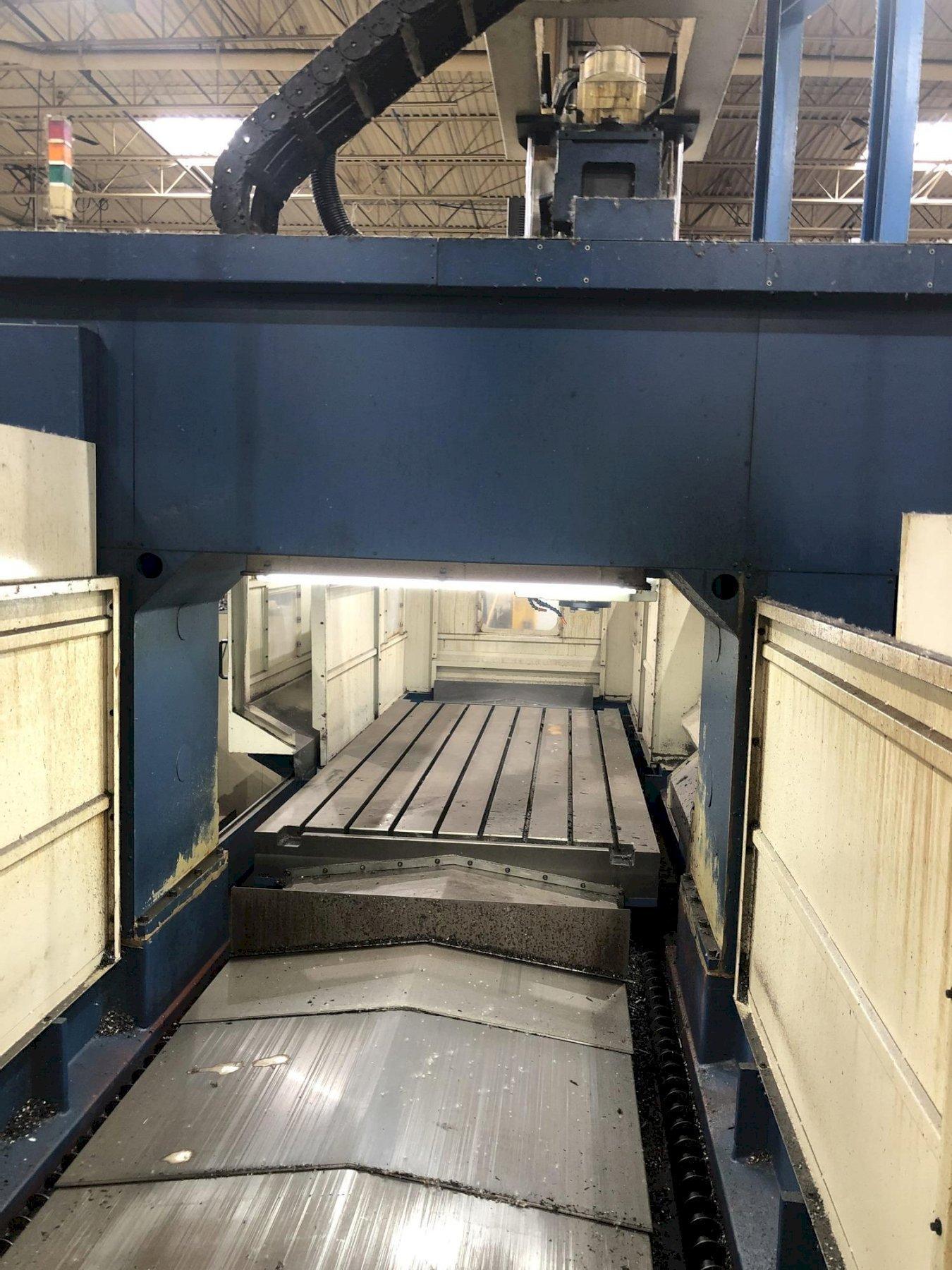 Awea Model SP-3016 CNC Bridge Type Machining Center