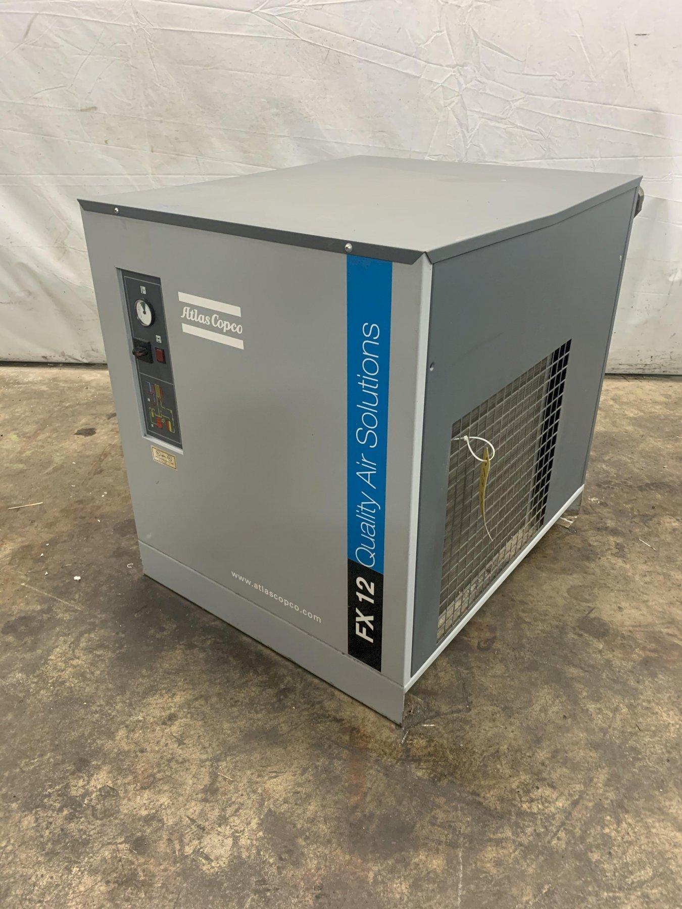 ATLAS COPCO MODEL #FX2 AIR DRYER: STOCK #13499