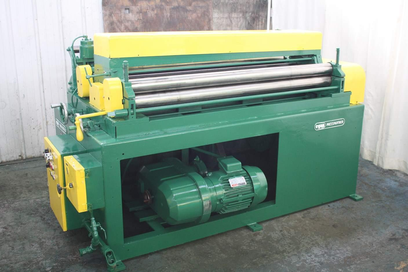 60' EGAN POWERED VARIABLE SPEED STRAIGHTENER: STOCK #66893