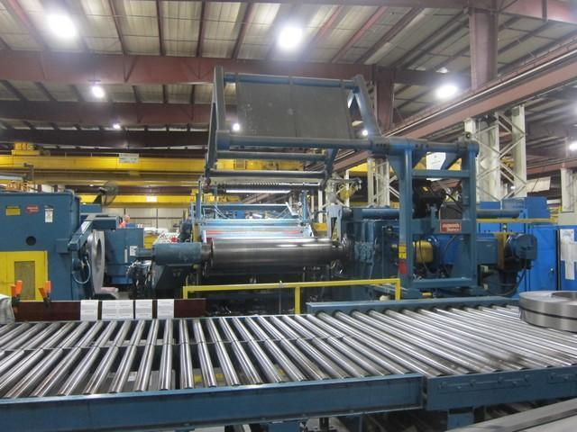 """72"""" x 10,000# Stamco/Avon Packaging Line"""