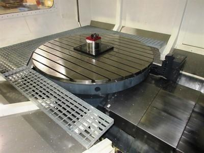 DMG MORI DMU 210P CNC 6 AXIS CAPABILITY VERTICAL MACHINING CENTER