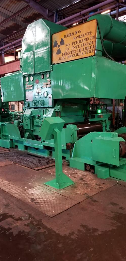 "41"" Sendzimir ZR33SC-41 20HI Cold Reversing Mill"