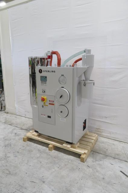 Matsui Used MJ3-50 Material Dryer, Approx 50 lb/hr, Rotary Desiccant, 460V