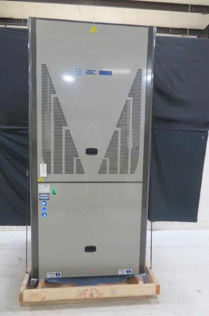 AEC Like New GPAC-50 Air Cooled Portable Chiller, 12.3 US ton, 460V, Yr. 2018