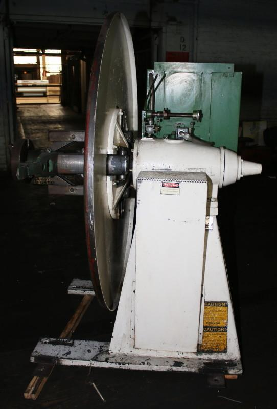 6,000 Lb. Littell Powered Automatic Centering Reel, Model ADV-6000