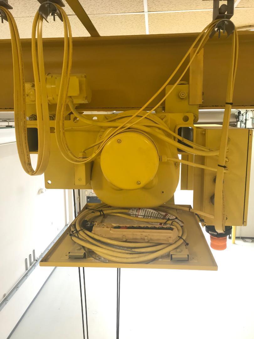 5 TonYale/Arizona  Single Girder Overhead Bridge Crane