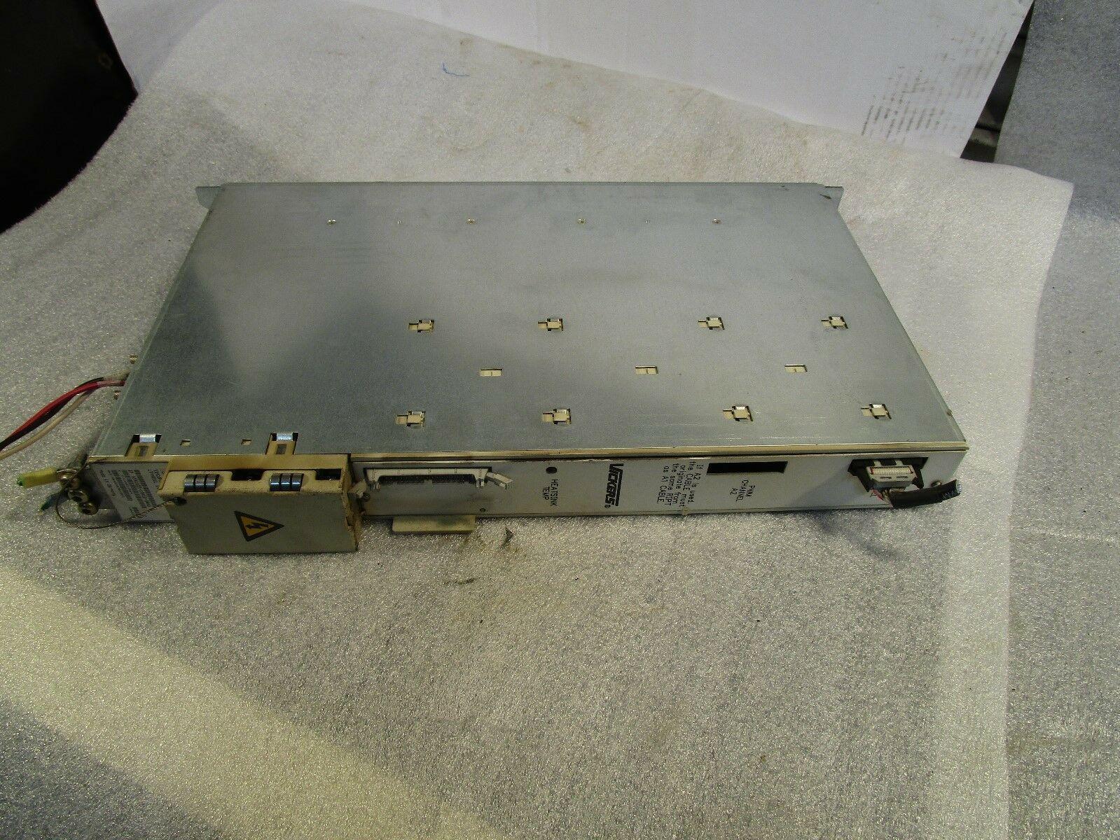 Siemens 611 Axis Drive Simodrive 611 6sn1123-1AA00-0AA0 Cincinnati # 3-720-0204A