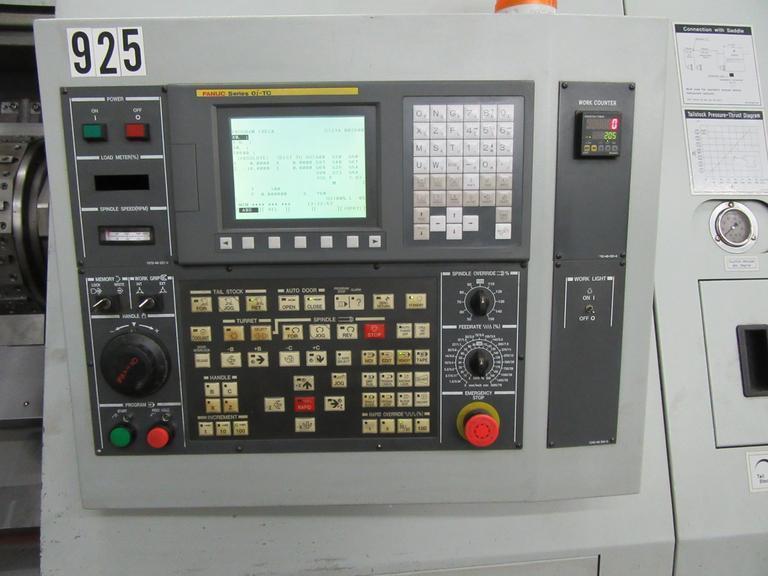 Hyundai Kia SKT-25 CNC Horizontal Lathe