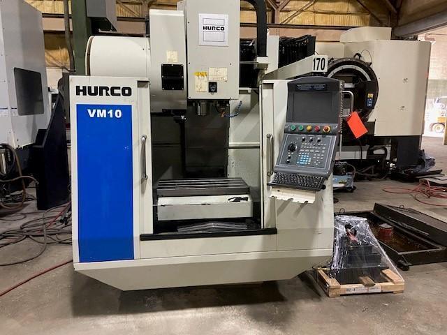 Hurco VM-10 CNC Vertical Machining Center, WinMax, 20