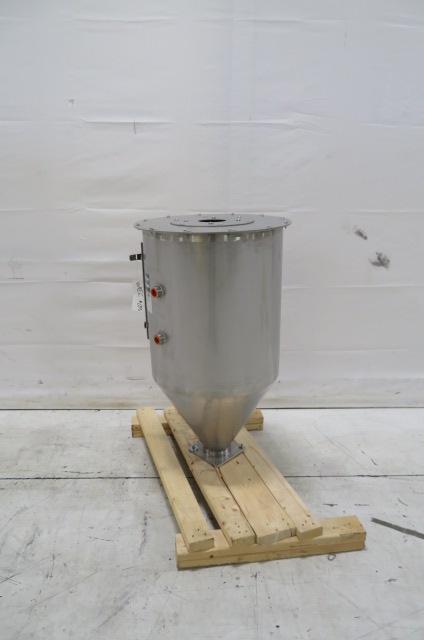 AEC Nearly New Machine Hopper, 3.5 cu ft