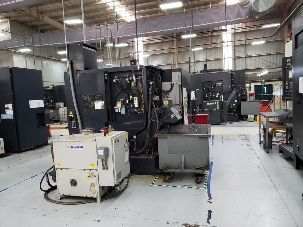 Makino a51 CNC Horizontal Machining Center