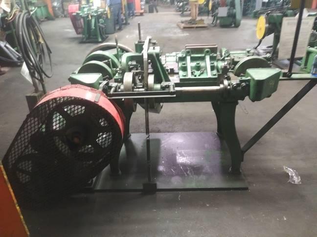 #3 Nilson Fourslide Machine