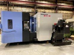 Doosan HP 5100 II CNC Horizontal Machining Center