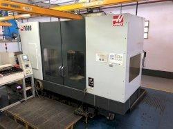 HAAS EC-1600 - CNC Horizontal Machining Center 2011