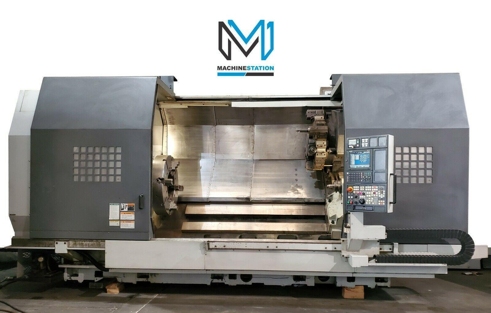 MORI SEIKI SL-603CMC/2000 CNC TURN MILL CENTER