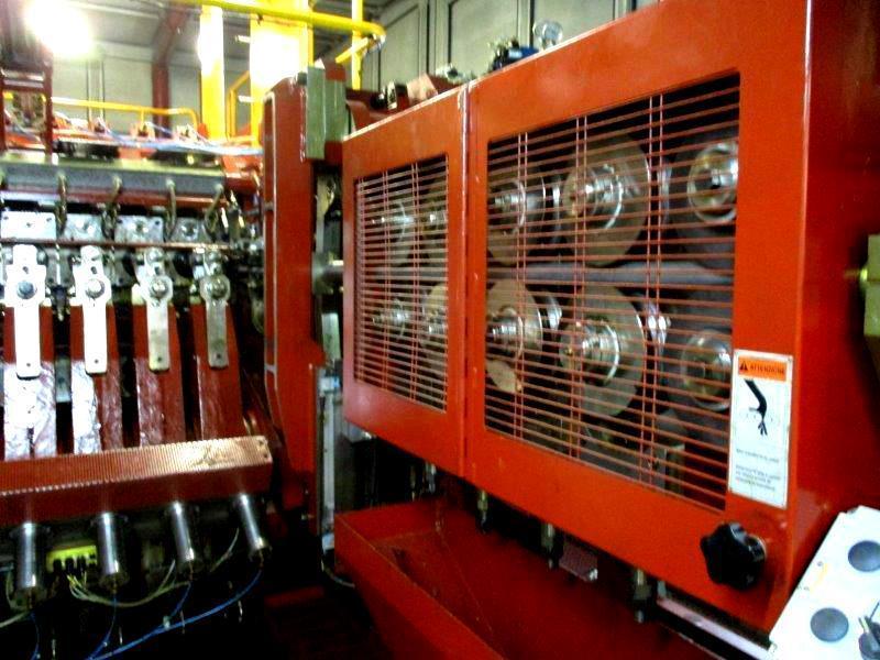 Sacma Model SP-660-AL 5 Die Cold Former