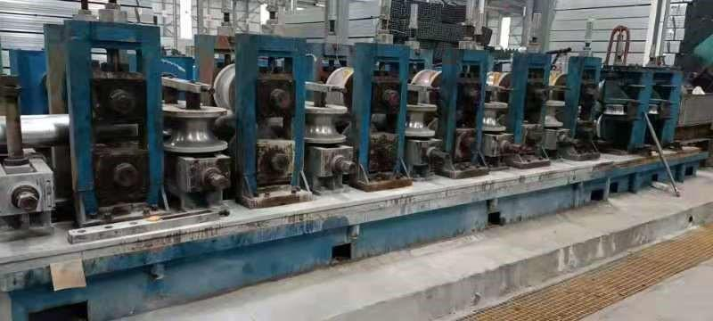 """6.5"""" x 6mm Complete Tube Mill Line (NEW 2017)"""