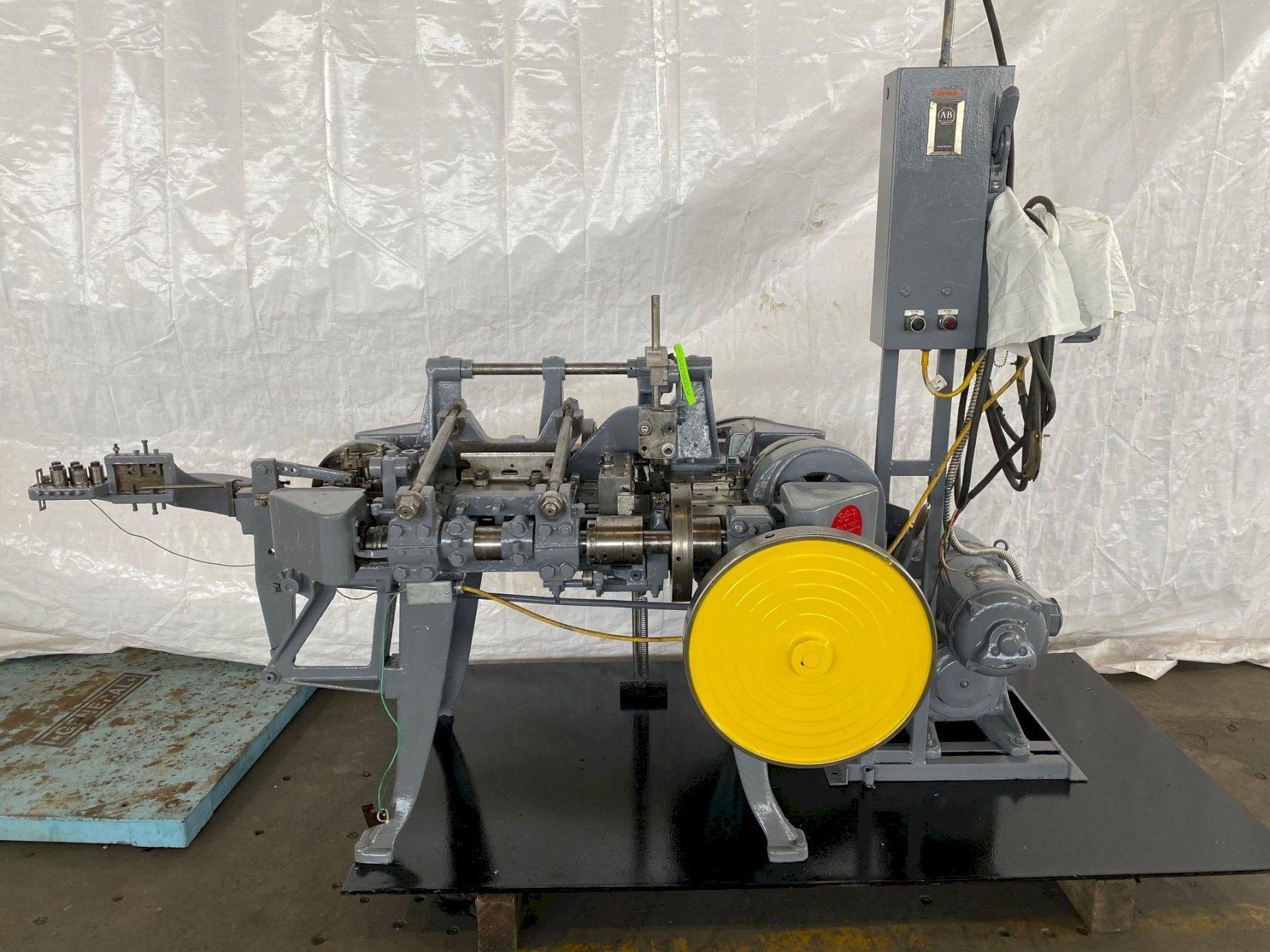 Nilson S-2-F Four Slide Wire Machine