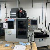 Haas DT-1 Vertical Drill and Tapping Machine