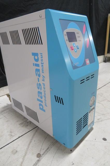 Matsui Used MCL-25U-460  Mold Temperature Control Unit, .4hp, 3kw, 460V, Yr. 2015