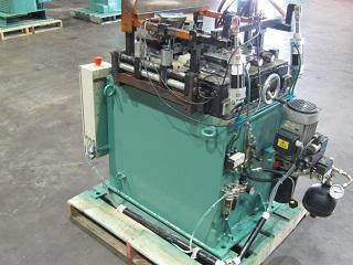 JULIUS MDL. UNO 80 STRIP EDGING/DEBURRING MACHINE   Our stock number: 113734