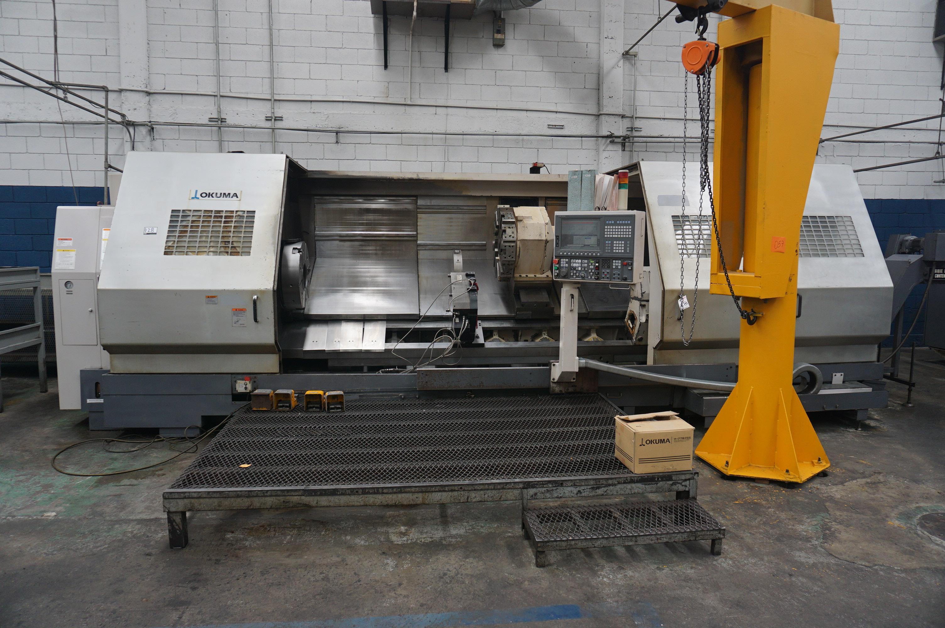 Horizontal Lathes | Tramar Industries