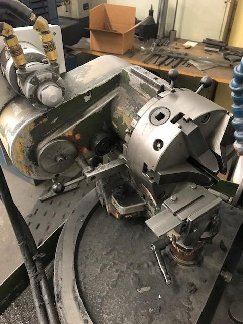 RUSH Model 252S Semi-Automatic Drill & Tool Grinder