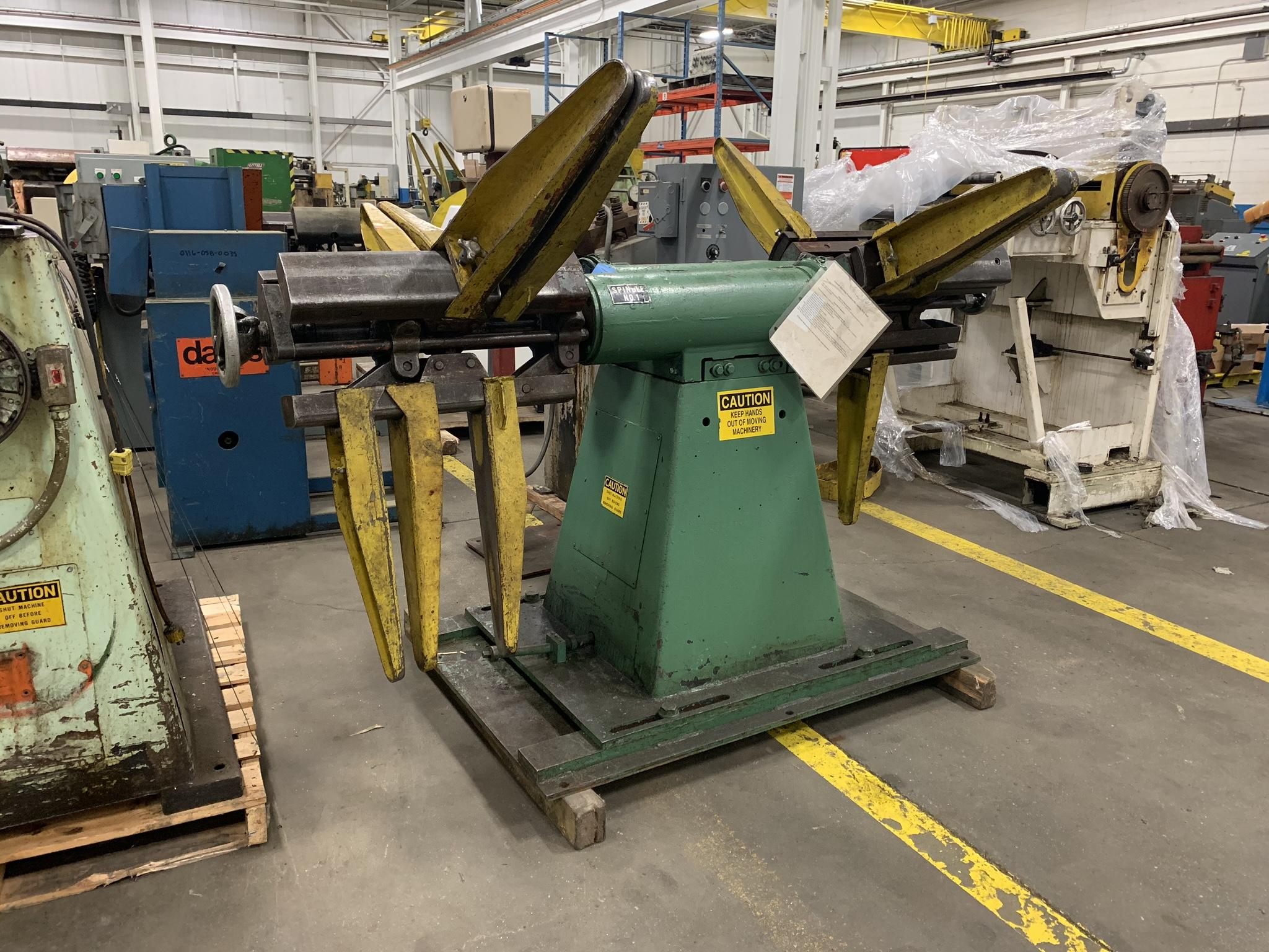 CWP (Pull-Off) Double End Reel 2500 LBS x 12