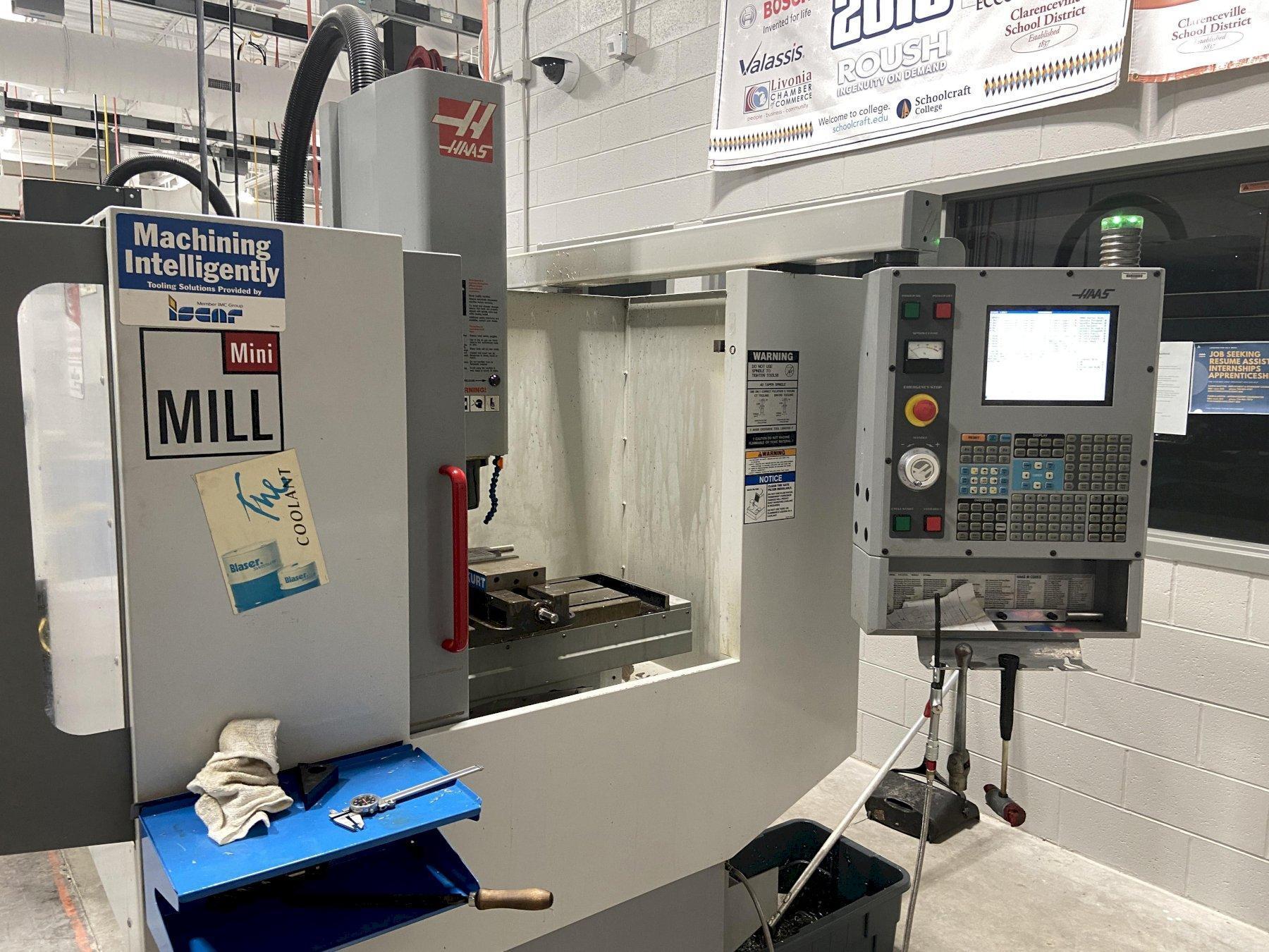 Haas Mini Mill, 16