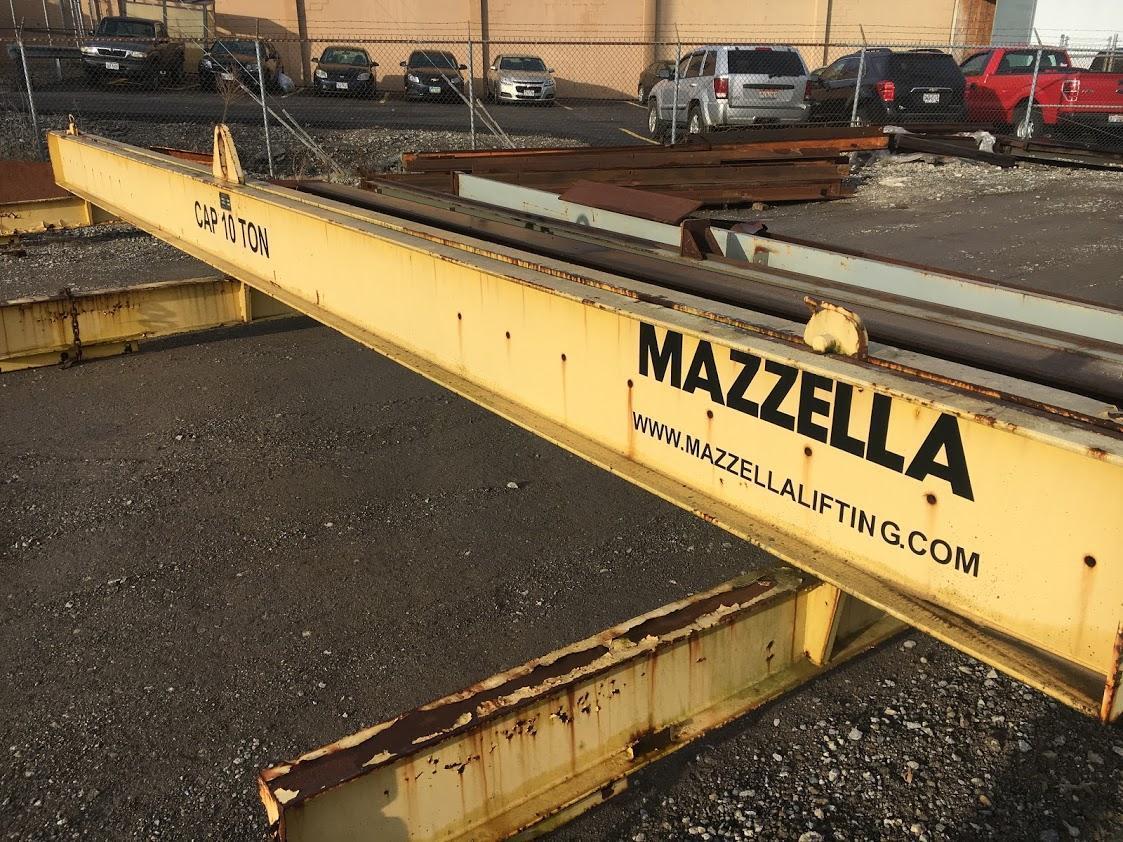 10 Ton x 24' Mazella Lifting Spreader