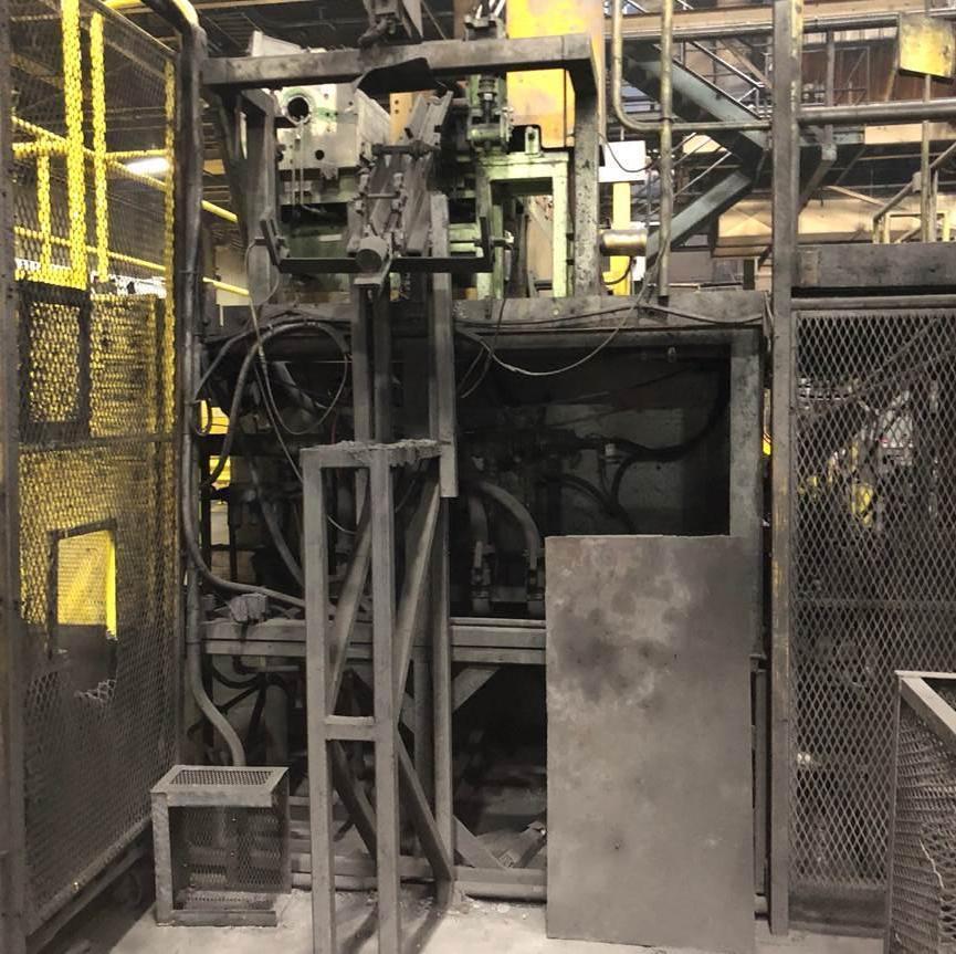 1600 Ton Ajax Hot Forging Press (rebuilt)