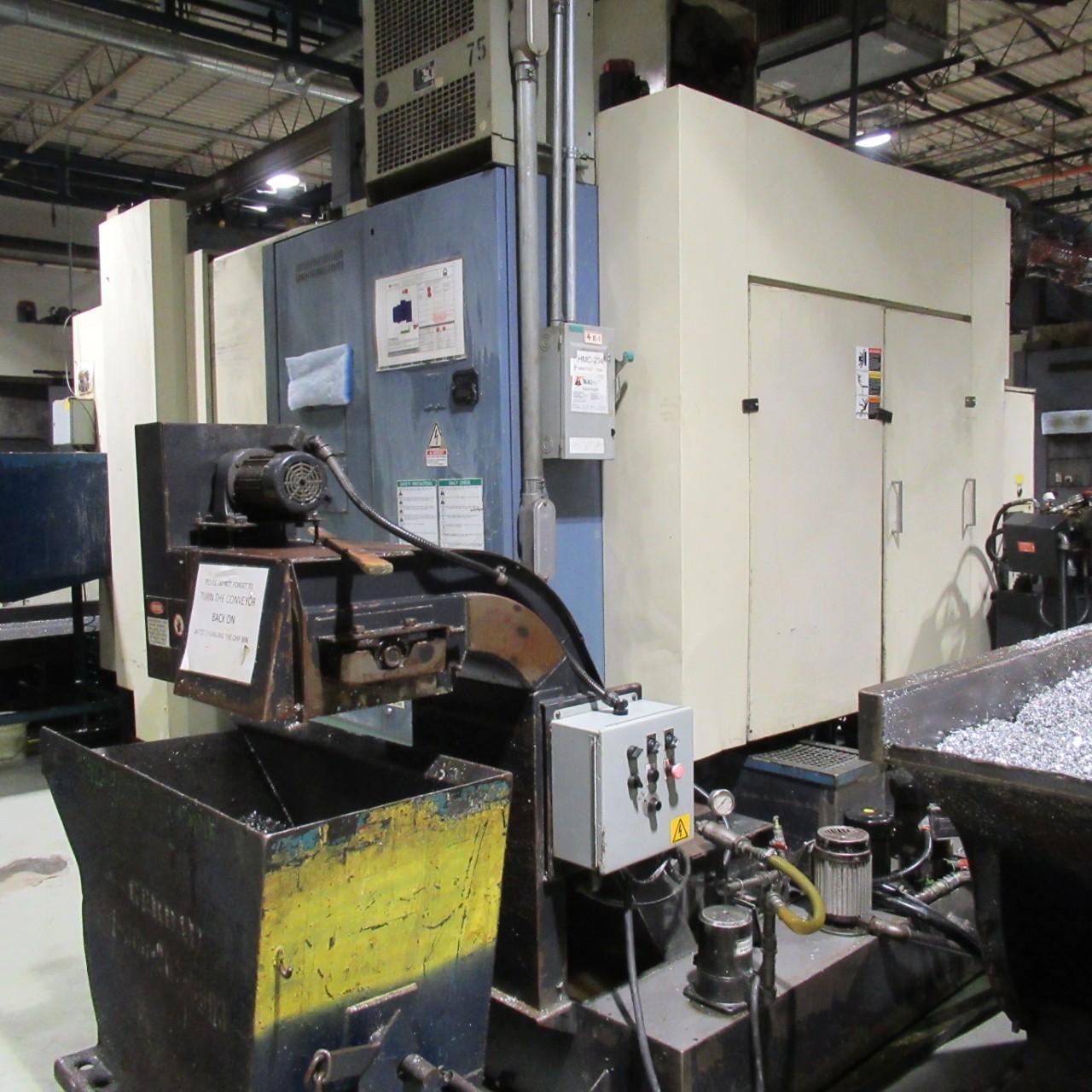OKK HM-80S Horizontal Machining Center (3 Similar Machines Available)