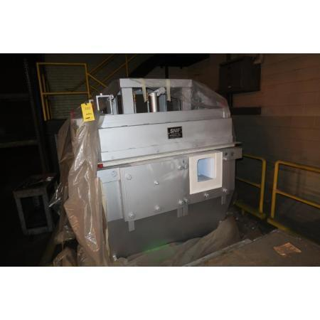 PYROTEK SNIF SP-60/4HBF DEGASSING UNIT, NEW 2015   Our stock number: 114149