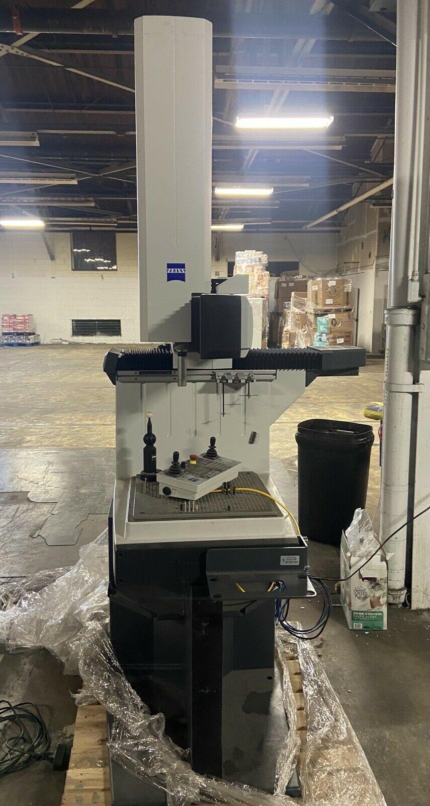 2017 Zeiss Duramax 5/5/5 Coordinate Measuring Machine (CMM) (#33178)