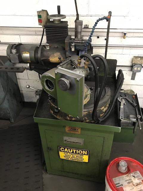 RUSH Model 252S Semi-Automatic Drill & Tool Grinder