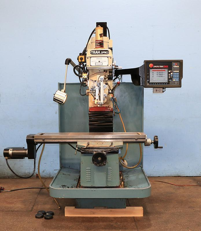 Southwestern Industries DPME2 CNC Vertical Milling Machine