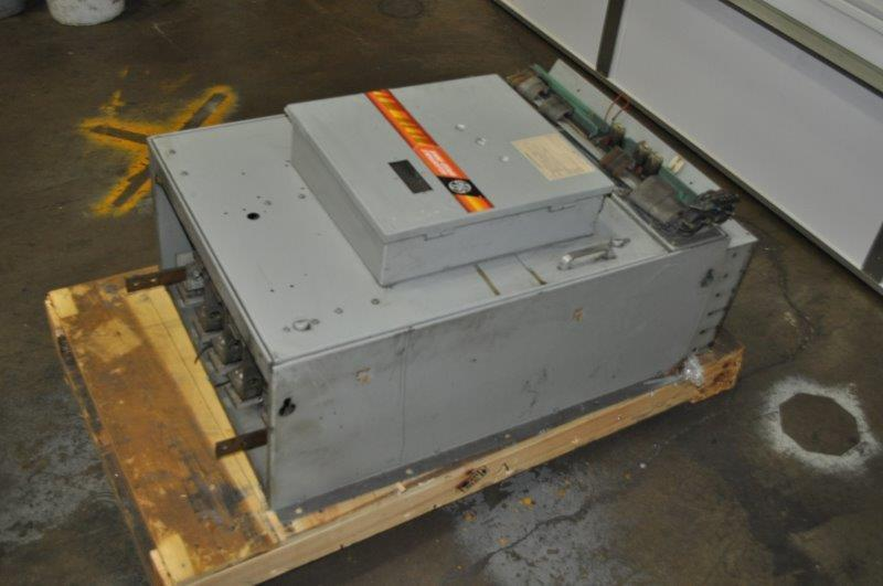 400 HP General Electric Variable Speed Drive