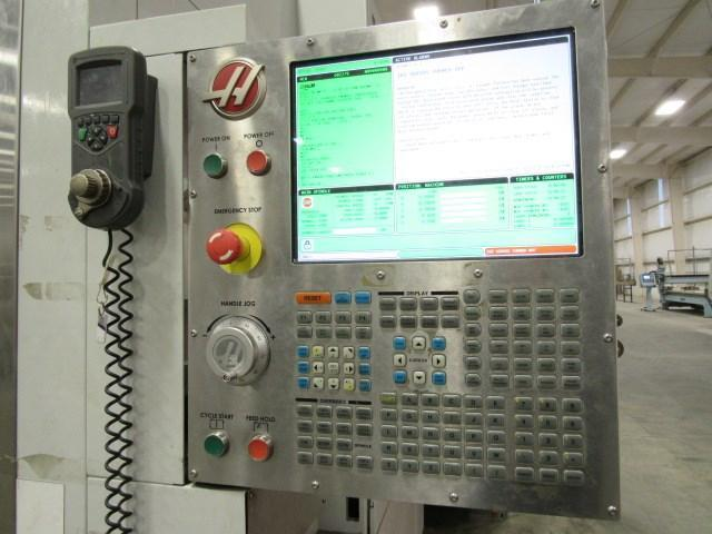 HAAS UMC750 FULL 5-AXIS CNC UNIVERSAL VERTICAL MACHINING CENTER