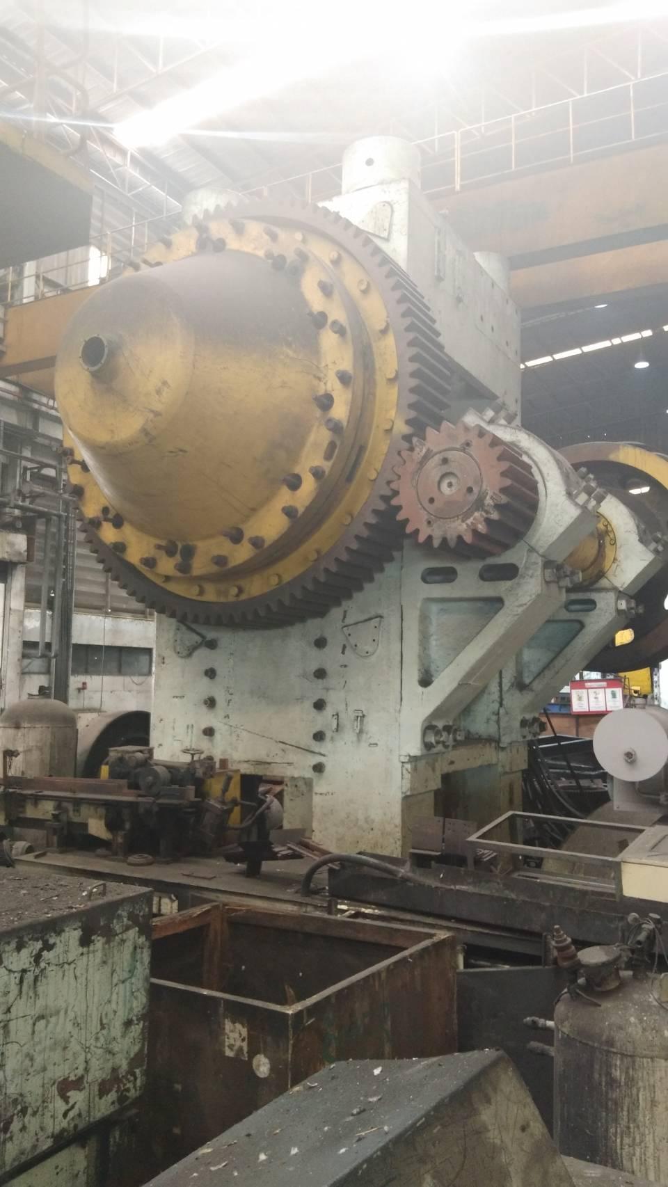 VORONEZH 6300T Model KB8048 Forging Press Line