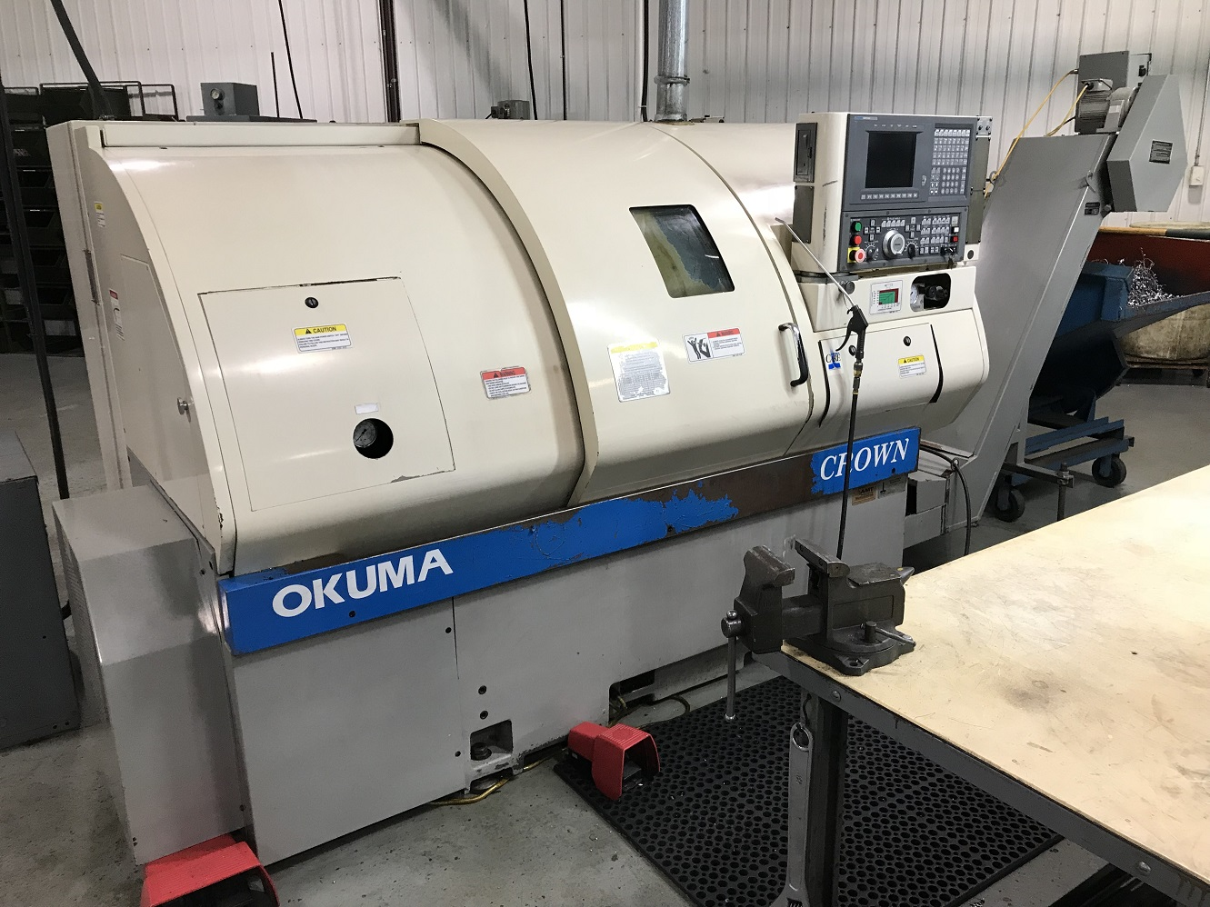 OKUMA Crown 762BB
