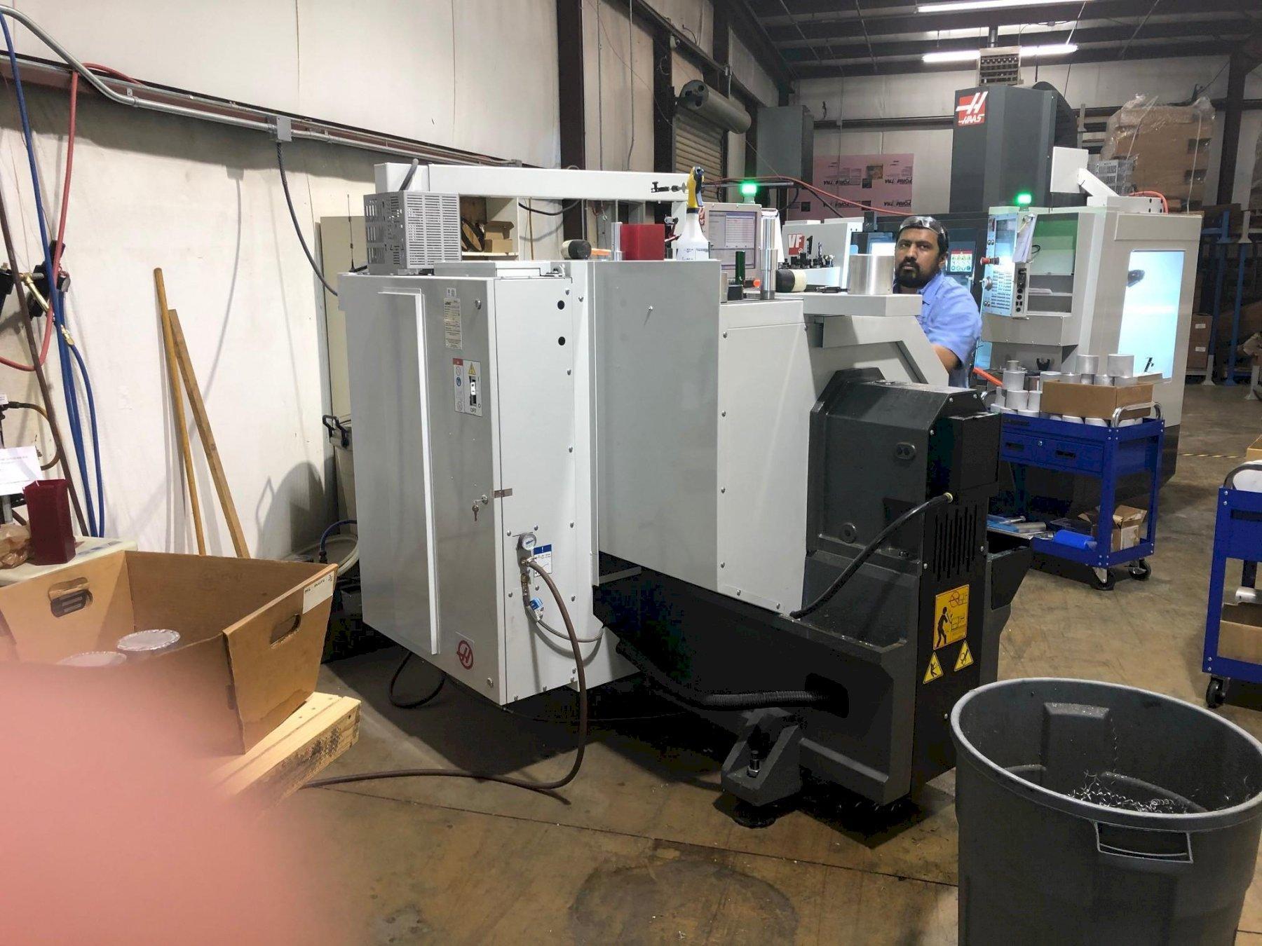 HAAS2020 Haas TL-2 Toolroom Lathe