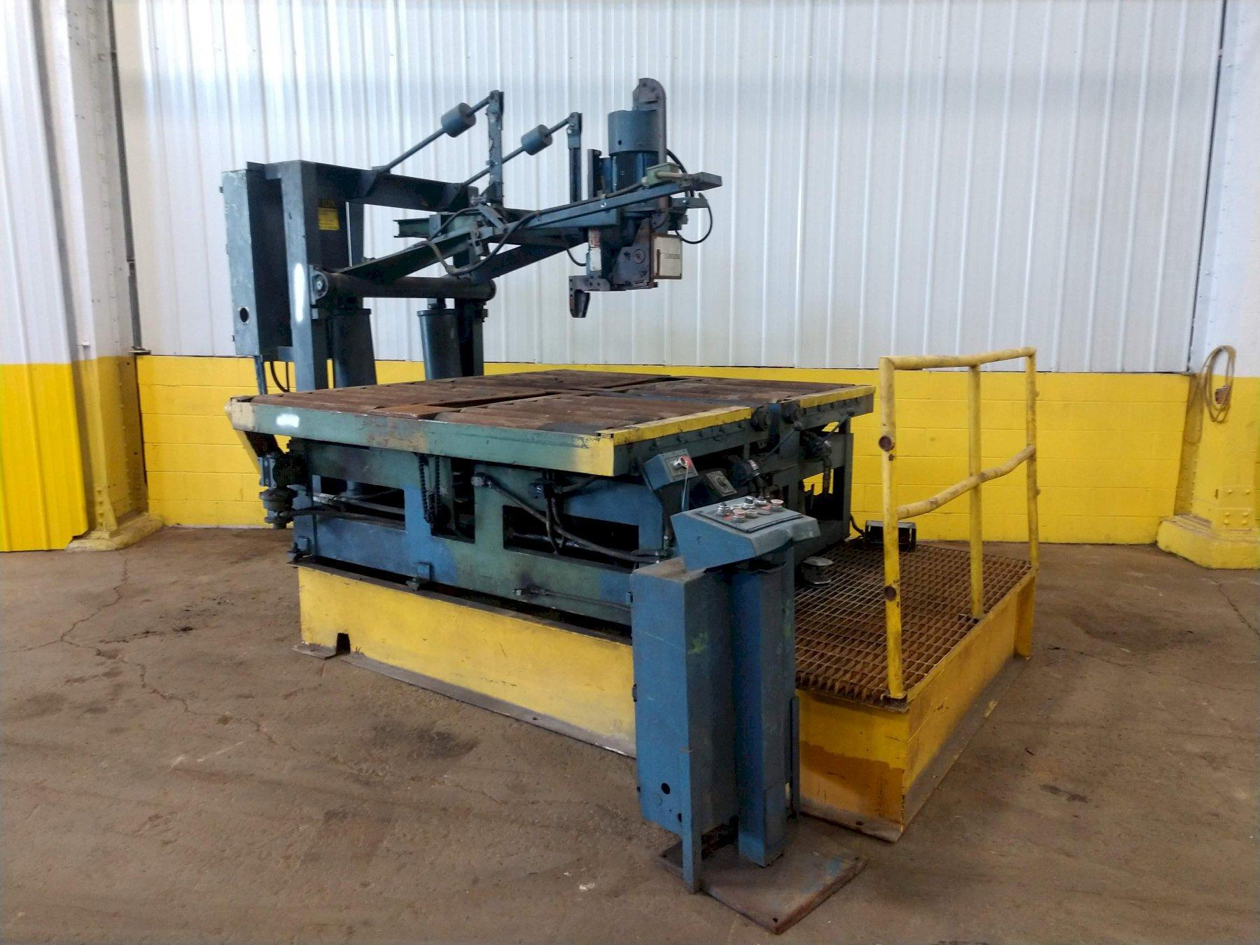 SIGNODE #M208SVM POWER STRAPPING BANDING HEAD SYSTEM : STOCK 13244