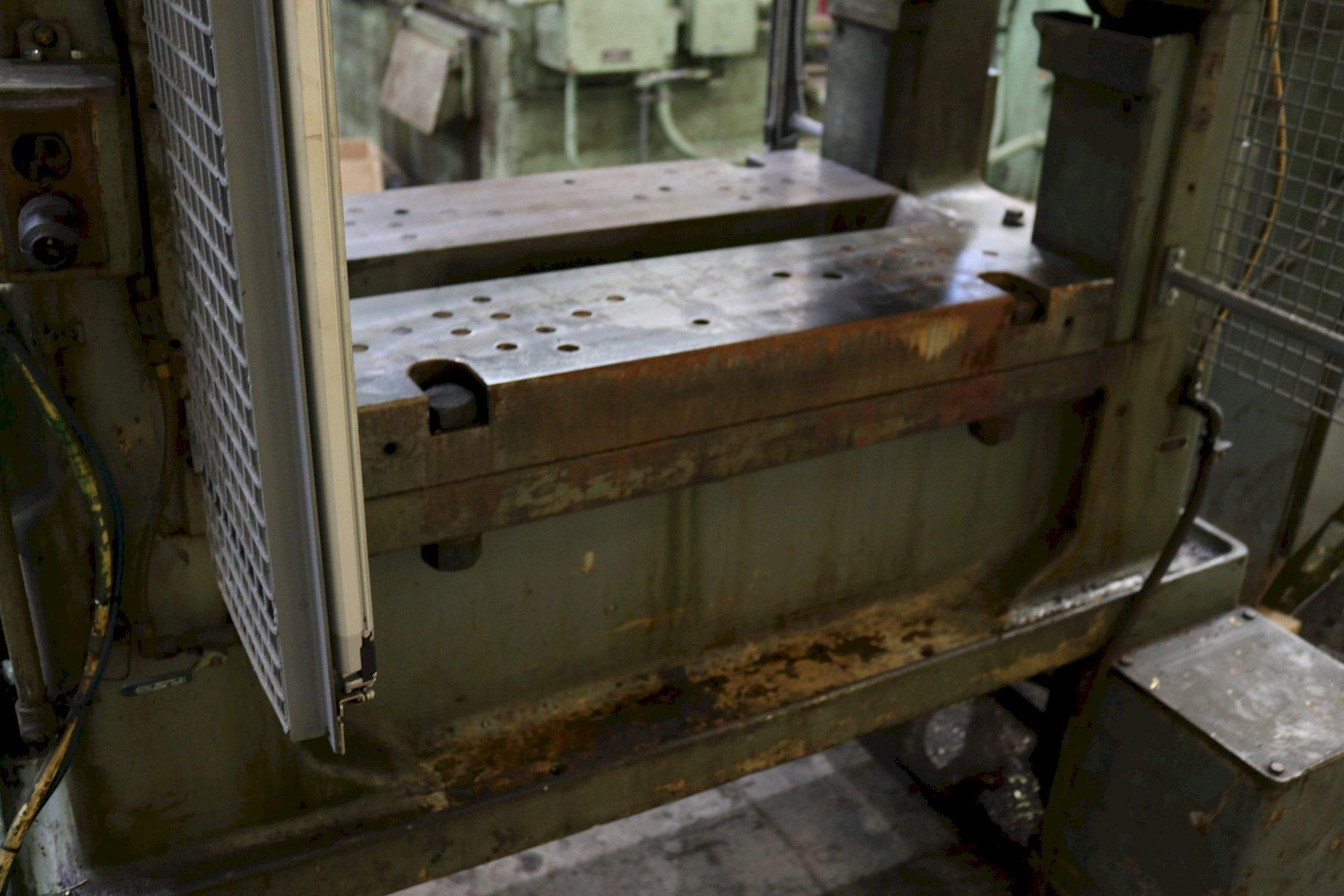 60 Ton P2-60 Minster SSDC Press
