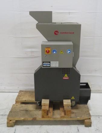 AEC Used 6508 Granulator, 5hp, yr 2017, 460V