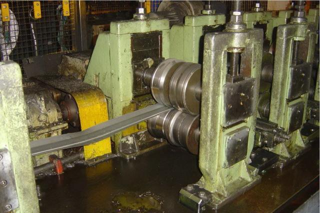13 Stand Tresam P-20 Channel Complete Rollforming Line
