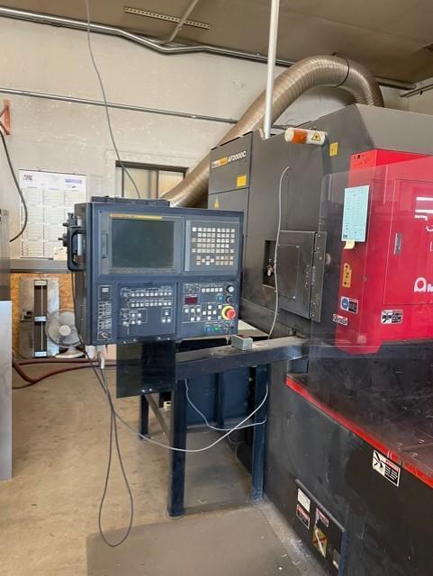1999 Amada Pulsar1212, 4x8, 2000 Watt CNC Laser